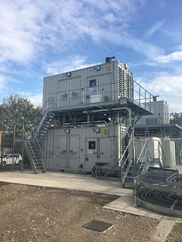 Generator w Erith