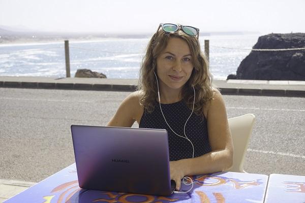 Justyna Fabijańczyk, projektantka nazw
