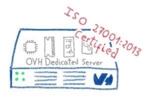 Certyfikacja SZBI dla serwerów dedykowanych OVH