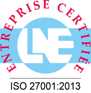 Certyfikat ISO 27001 - OVH